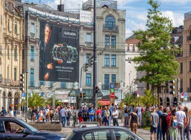 Stachus Rondell – München 2020